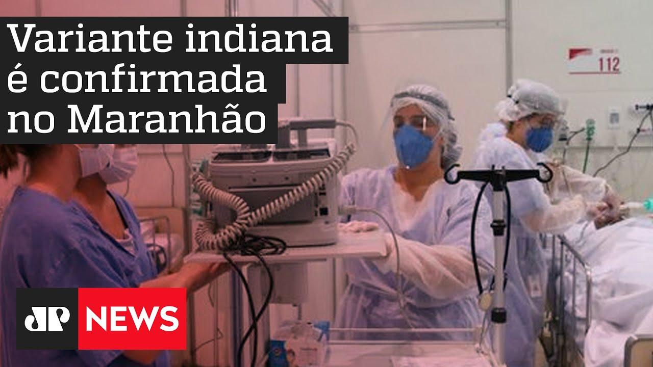 Em circulação no Brasil, cepa indiana do coronavírus é 'mais transmissível'.