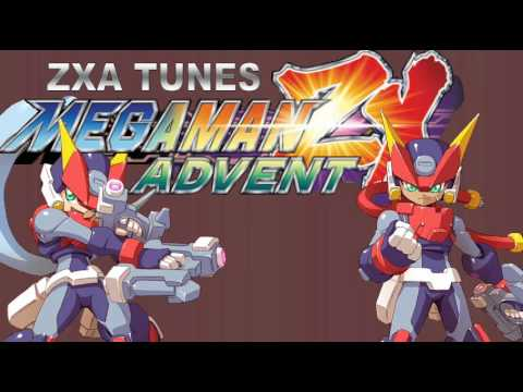 Mega Man ZX Advent Tunes OST - T02-B: Be One (Karaoke Version)