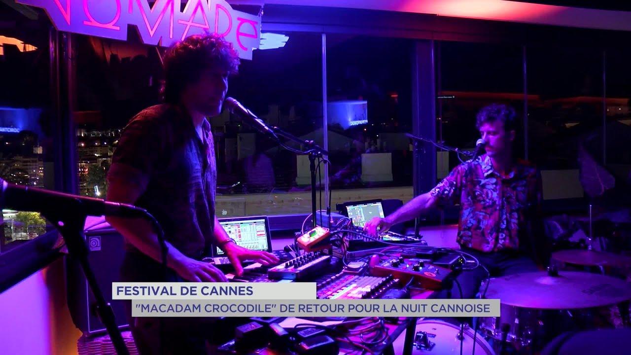 Yvelines | Festival de Cannes 2019 : Macadam Crocodile sur scène