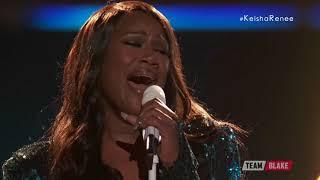 Country Soul Wednesday - Keisha Renee (The Voice Recap)