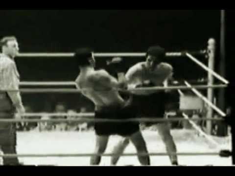 Max Baer vs Max Schmeling (short)
