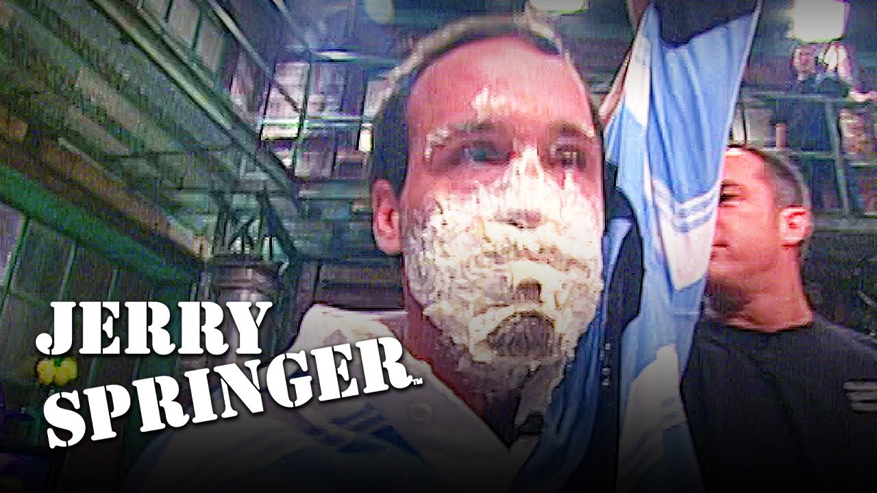 Keep Your Eyes On The Pie | Jerry Springer