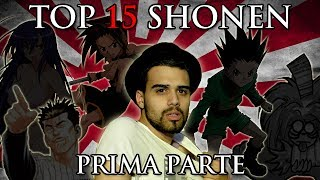 Top 15 Shōnen - Parte 1 di 3 thumbnail