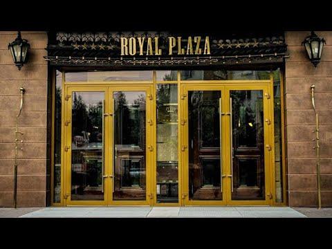 Отель высшего класса в Нефтеюганске royal plaza
