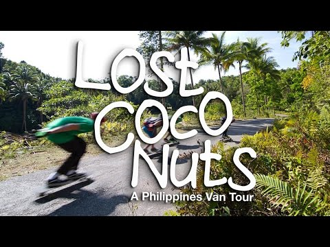 Lost Coco Nuts: A Philippines Van Tour - Skate[Slate].TV