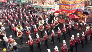 John Burroughs HS - The Voice of the Guns - 2013 L.A. County Fair Marching Band Competition
