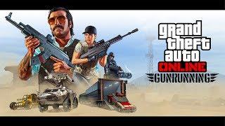 GTA Online: Gunrunning Trailer thumbnail