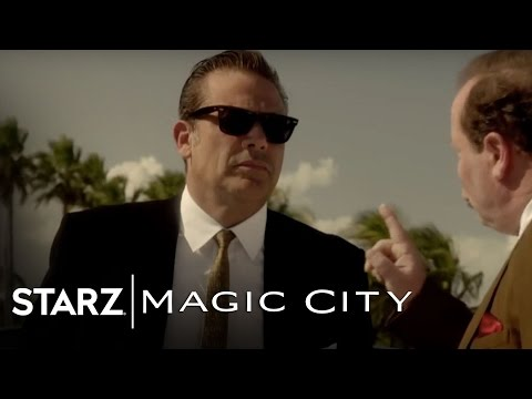 Magic City  Magic City Season 2 :60   STARZ