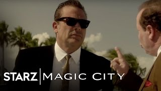 Magic City | Magic City Season 2 :60 Trailer | STARZ