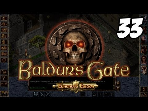 Baldur's Gate: Enhanced Edition [Part 33] - Spider Queen