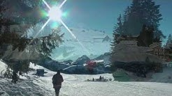 Vom Jaunpass nach Lenk im Schweizer Simmental