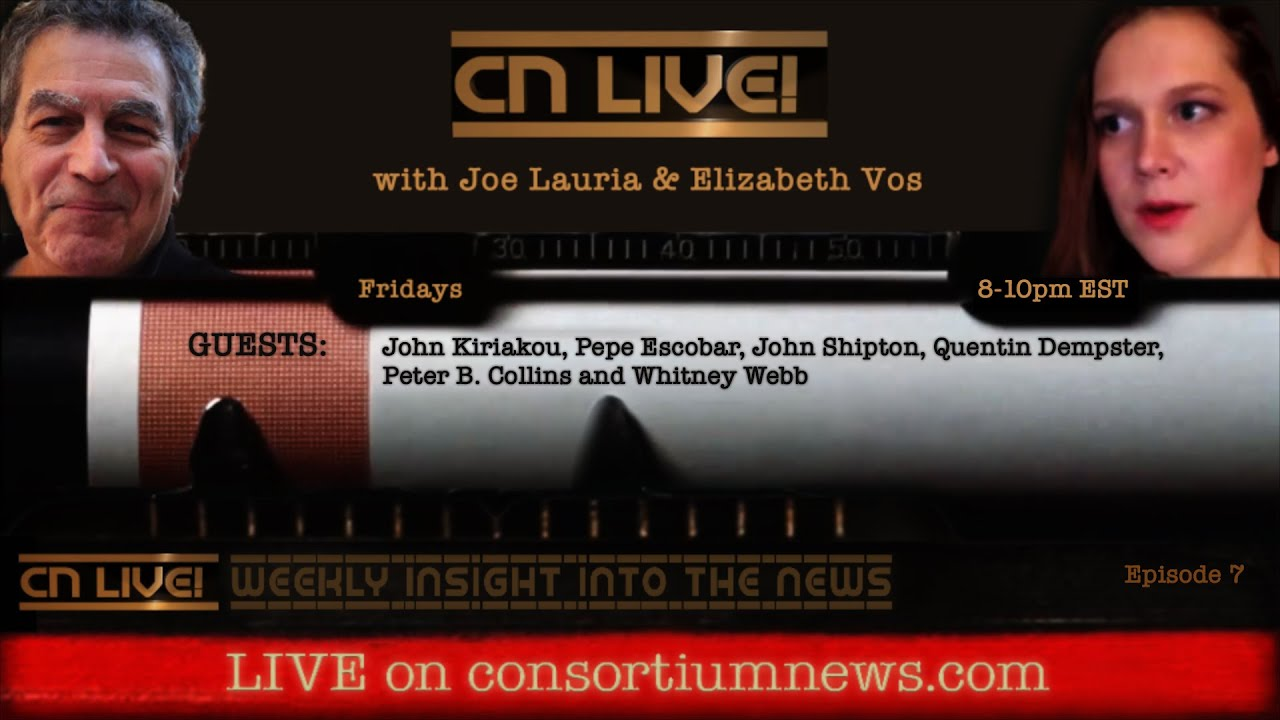 WATCH: CN Live! Episode 7—John Kiriakou on the 9/11 Trial