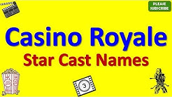 Casino Royale Star Cast, Actor, Actress and Director Name