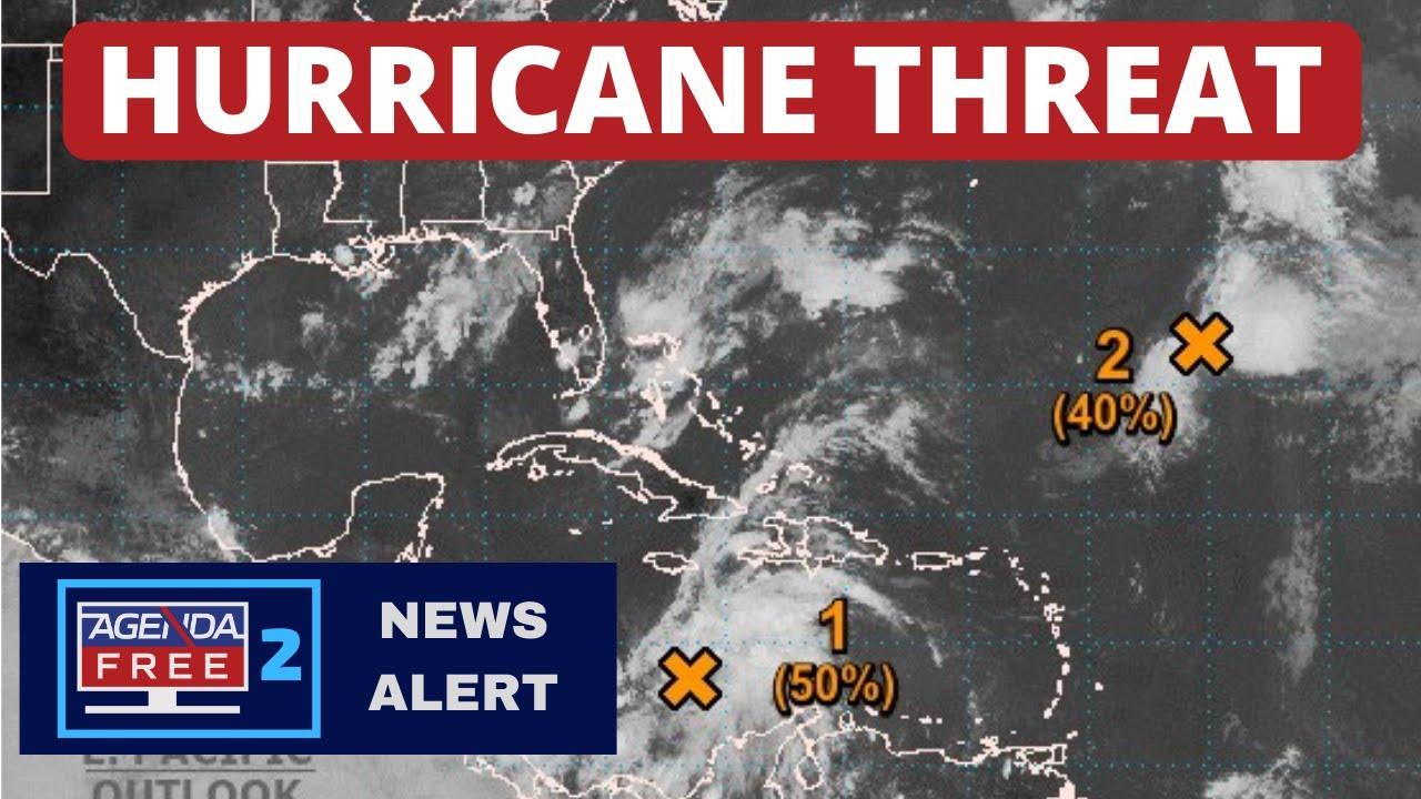 New Hurricane Threat for Texas, Louisiana, Gulf Coast - LIVE COVERAGE
