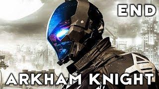 Batman Arkham Knight Story Gameplay Ending - Unmasking the Arkham Knight! (Story Lets Play)