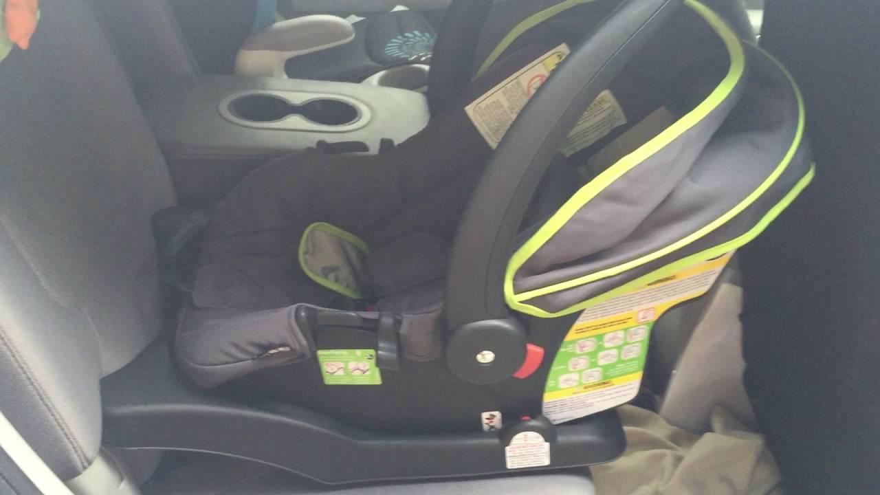 Eddie Bauer Car Seat