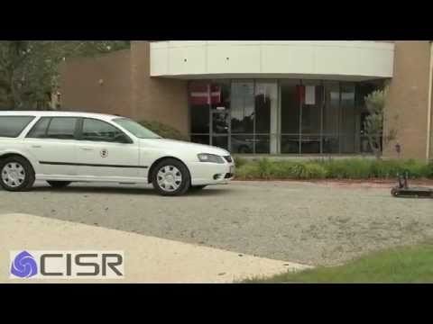 Watch as the OzBot performs a Towing Demonstration | Deakin University CISR