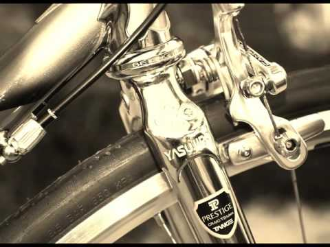 HAND MADE BIKE FRAME BY YASUJIRO