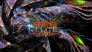 """3303 Elite Dangerous - New Thargoid """"The Basilisk"""", New AX Fighter, Stellar Forge Questions Answered"""