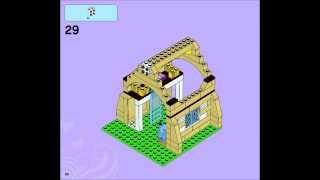 LEGO Friends 3189 - Heartlake Stables - Building Instructions