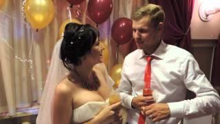 Видеоотзыв о свадьбе 22.08.2014. Тамада Резида Байтерякова.