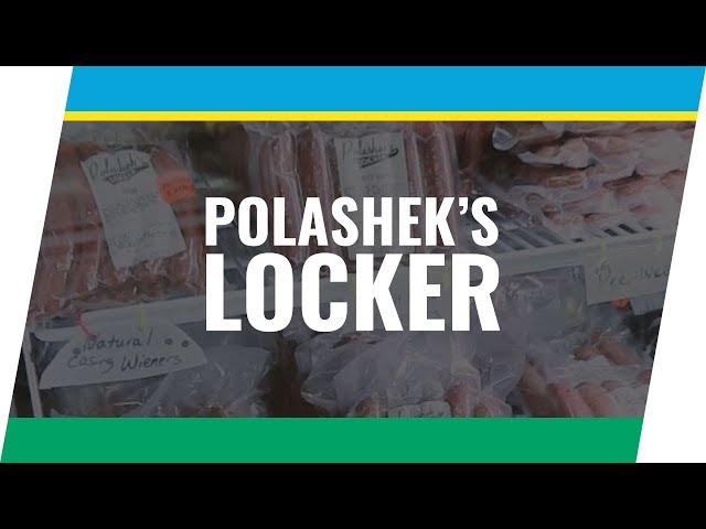 Client Spotlight Series: Polashek's Locker, Protivin, IA