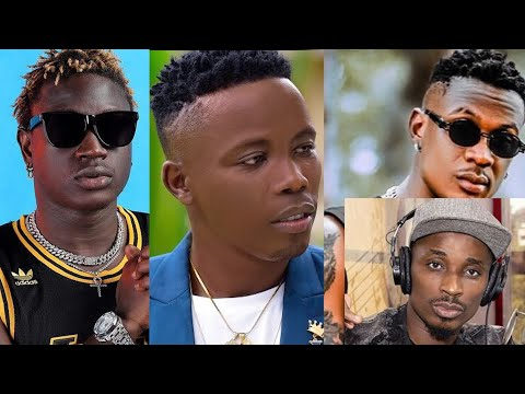 Big Bang Freestyle - Mr Mosh, Gravity, Fik Fameica and Lil pazo