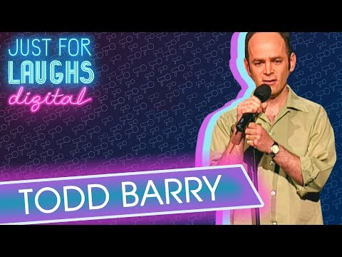 Todd Barry Stand Up   2003