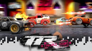 TABLE TOP RACING WORLD TOUR - Make It Look Like An Accident