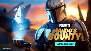 Mando's Bounty LTM | Fortnite