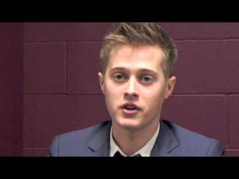 Lucas Grabeel (2013): Remembers