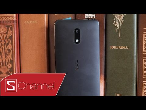 """Schannel - Mở hộp Nokia 6 tại Việt Nam: Sự trở lại """"MỜ NHẠT"""" của cựu vương?"""