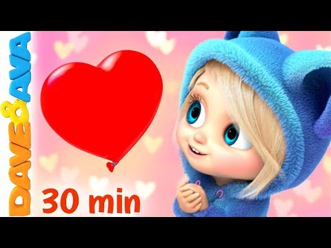 download ��Happy Valentine's Day | Skidamarink +More Nursery Rhymes and Baby Songs by Dave and Ava��