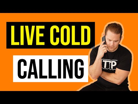 Live Cold Calling!!!