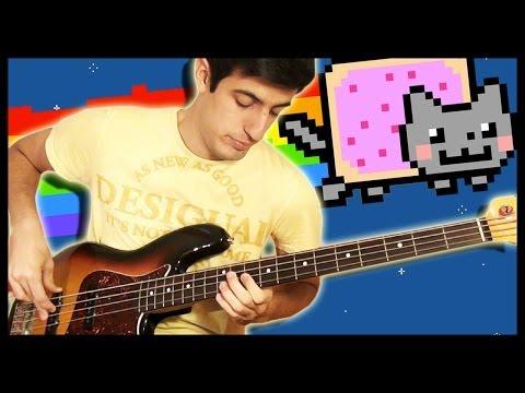 Nyan Cat Meets Bass