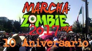 Marcha zombie 2017   Jack Barretto