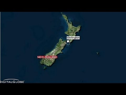 Quake rocks New Zealand capital