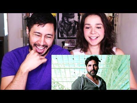 GABBAR IS BACK   Akshay Kumar   Trailer Reaction w/ Natalia!