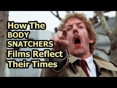 How The Body Snatchers Films Reflect The Decades They Were Made