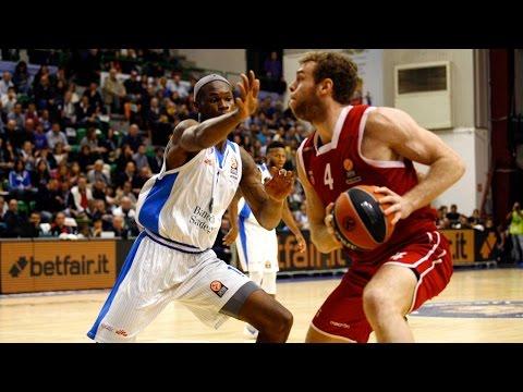Regular Season Round 5 MVP: Nicolo Melli, Brose Baskets Bamberg