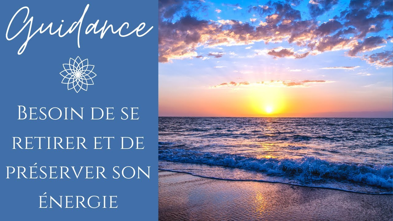Message pour traverser les energies du moment