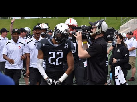 CFC Prospect Game On TSN (FULL HD) | Presented By Canadafootballchat.com