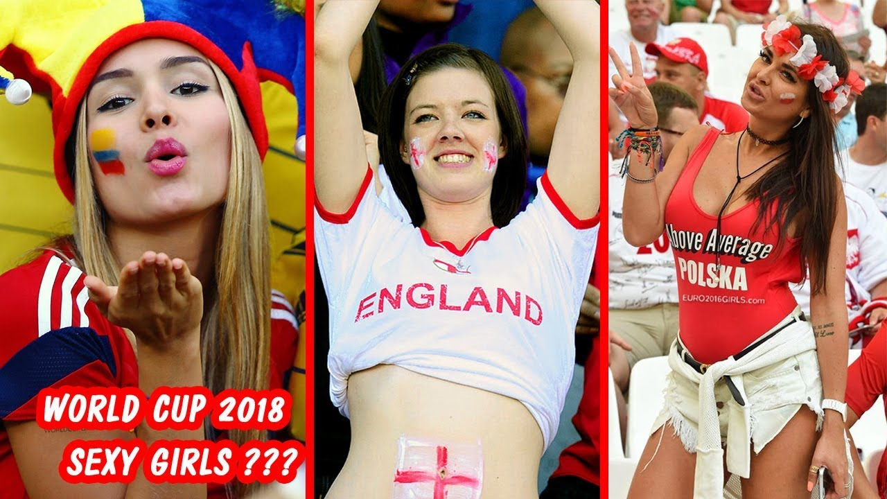 world cup sexy girls