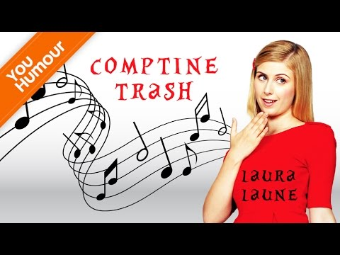 LAURA LAUNE - Comptine Trash