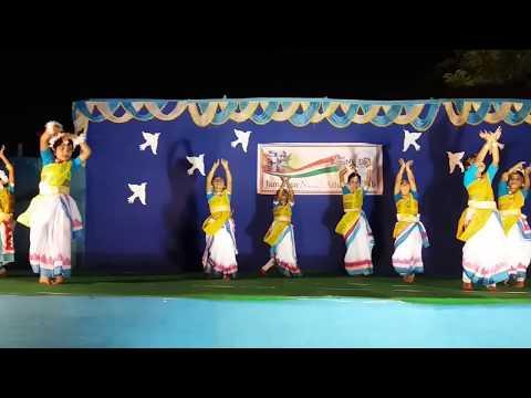 Rezwana Choudhury -Aha Aaji E Bosonte(আহা,আজি এ বসন্তে) by Dustu with team