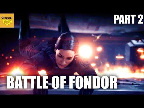 Star Wars Battlefront II Story | Part 2 BATTLE OF FONDOR