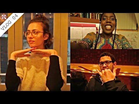 #SLAYBRIDGE VLOG 4 | HIP-HOP SOC FORMAL, LONDON, BLACK PANTHER & MORE