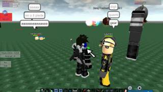 Roblox ITA. My friends and I have fun :D!