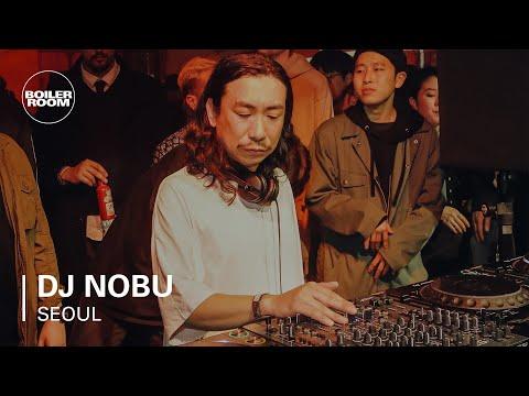 DJ Nobu Boiler Room BUDx Seoul DJ Set