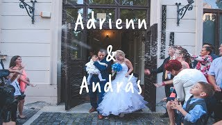 Adrienn & Andris Wedding Highlights